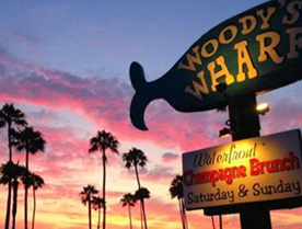 WOODY'S WHARF | Newport Beach Electric Boats Rental | Duffy