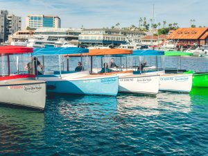 Lido Marina Village | Newport Beach Electric Boats Rental | Duffy