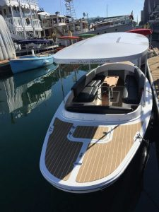 2017 FANTAIL 217 | WHITE & BLACK | FULL EQUIPPED | 3