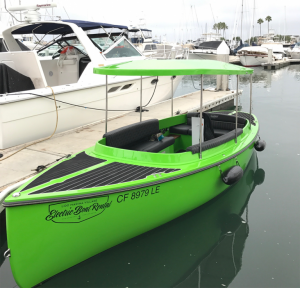 2017 Fantail 217 | Green Lamborghini | Full Equipped