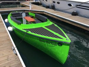 2017 Fantail 217 | Green Lamborghini | Full Equipped | 7