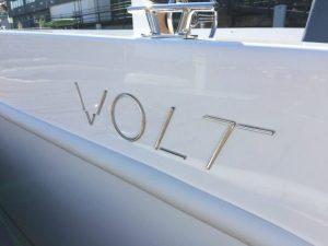 2018 VOLT 180 | WHITE & NAVY | FULL EQUIPPED | 3