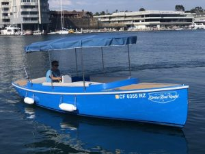 2019 FANTAIL 217 | BLUE | FULLY EQUIPPED