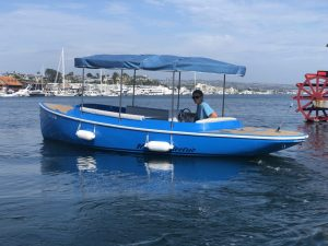 2019 FANTAIL 217 | BLUE | FULLY EQUIPPED | 5