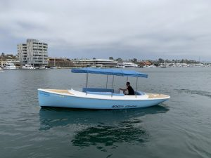 2019 FANTAIL 217   BABY BLUE   FULLY EQUIPPED